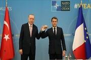 دیدار اردوغان با ماکرون و جانسون