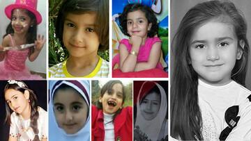 قتل ۸ دختربچه ۷ ساله ایرانی در ده سال! / جزییات و عکس