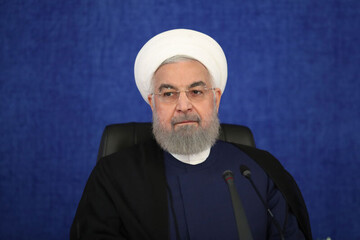 اظهار نظر روحانی، همتی و مهر علیزاده به جمله «من مخالف فیلترینگ هستم» رییسی / فیلم