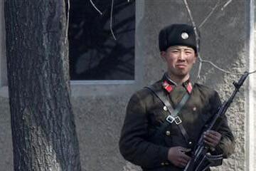 تصمیم کره شمالی برای ادامه ساخت دیوار و نرده با مرز چین