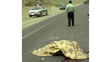 حادثه هولناک در شیراز / پژو ۴۰۵ یک خانواده را زیر گرفت!