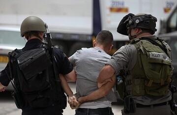 بازداشت ۳۱۰۰ فلسطینی در ماه مه از سوی رژیم صهیونیستی