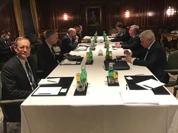 دیدار روسای هیاتهای روسیه و آمریکا در وین درباره برجام