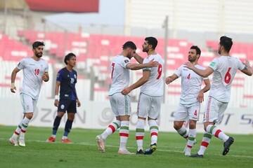 رقم پاداش بازیکنان تیم ملی برای شکست عراق مشخص شد