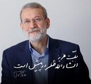 علی لاریجانی: برخی رفتارهای نادرست داخلی، مزاحمتهایی برای حرکت ملت ایجاد کرده، اما اراده شما بسیار قویتر از آنهاست