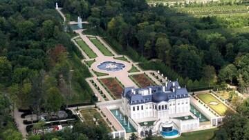 کاخ لاکچری ولیعهد عربستان در فرانسه / تصاویر