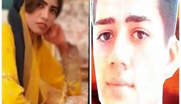 عاشقکشون در لردگان؛ جسد به هم گره خورده دختر و پسر عاشق پیدا شد / عکس