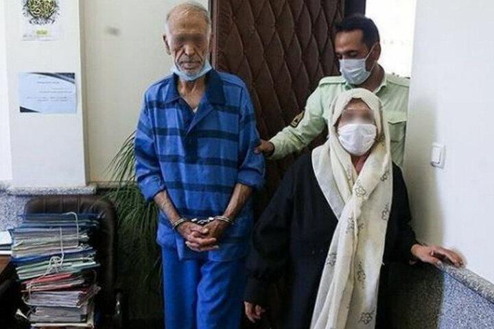 بازسازی یکی از فجیعترین جنایات تاریخ ایران / نحوه قتل و مثله کردن اجساد بابک و آرزو خرمدین در حمام خانه