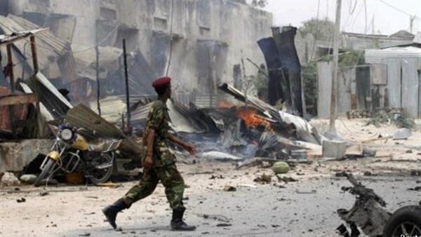 وقوع انفجار انتحاری در جنوب موگادیشو