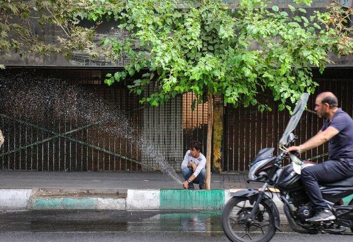 مصرف آب تهران در یک قدمی جیره بندی است!