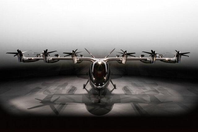 تصاویر تاکسی هوایی ساخت آمریکا