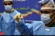 هلال احمر: واردات واکسنهای خارجی ادامه دارد