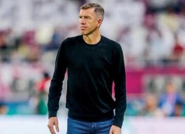 سرمربی تیم ملی عراق پس از باخت مقابل ایران برکنار میشود