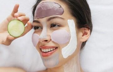 خواص شگفتانگیز ماسک صورت با پوست میوه