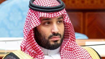 دیدار محمد بن سلمان با جان کری در ریاض