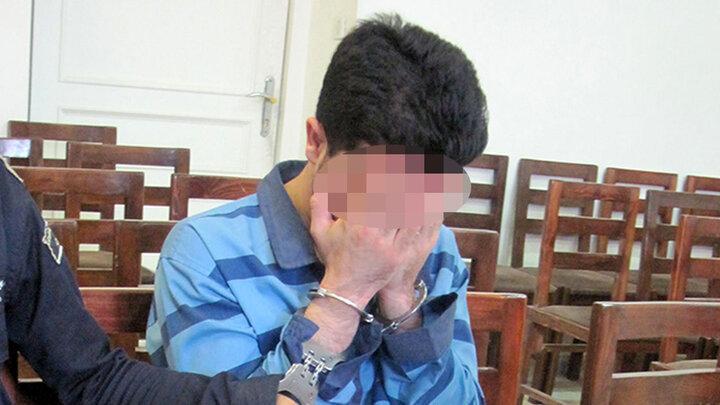 قتل عمه با ماهیتابه در تهران!