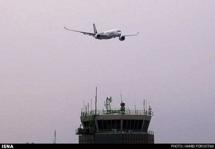در حال حاضر پرواز به چند کشور ممنوع است؟