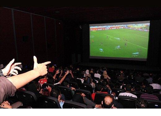 علت لغو پخش فوتبال در سینماها چه بود؟