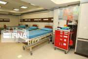 افتتاح ۱۰۷۷ تخت بیمارستانی در ۶ استان کشور