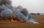به پرواز درآمدن بالنهای آتشزا از غزه به سمت اراضی اشغالی