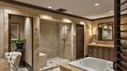 معرفی ۶ حمام لاکچری دنیا / عکس و هزینه ساخت