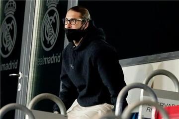 راموس رسما از رئال مادرید جدا شد