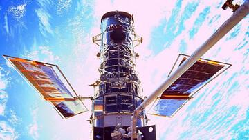 «تلسکوپ فضایی هابل» بعد از ۳۰ سال از کار افتاد!