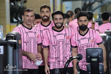 ملیپوش پرسپولیسی به تمرینات تیمش بازگشت