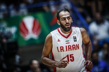 حامد حدادی، ستاره تیم ملی بسکتبال ایران ازدواج کرد / عکس