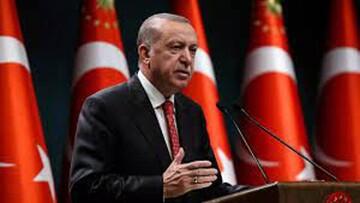 اردوغان: موضع ما درباره اس-۴۰۰ تغییر نکرده است