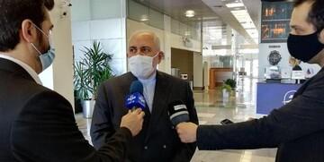 ظریف فردا با جوزپ بورل دیدار میکند