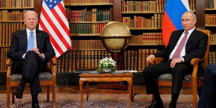 پوتین:  امیدوارم در واشنگتن به بایدن اجازه دهند کارش را انجام دهد