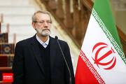 «علی لاریجانی» در شهر ساری رای داد