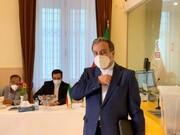 عراقچی در اتریش رای داد / عکس