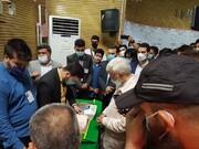 سعید جلیلی در پای صندوق رای: هر رای مردم یک موشک نقطه زن است