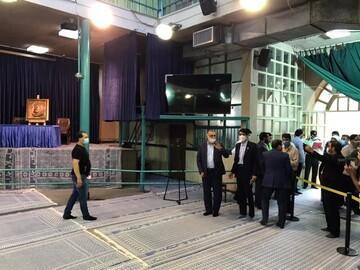 علیرضا زاکانی رای داد / عکس