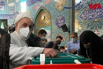 ممانعت از رأی دادن ناطق نوری در انتخابات شورای شهر تهران صحت دارد؟