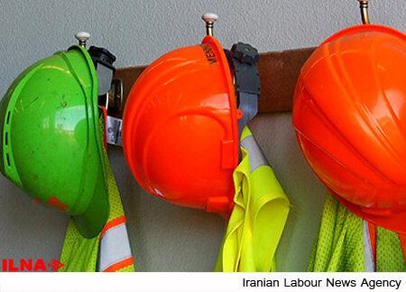 حادثه دلخراش در تهران / ۲ کارگر جان باختند