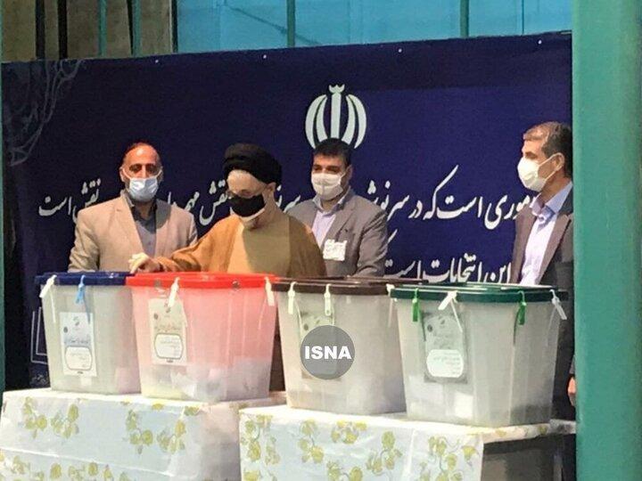 از ملت ایران ممنونم