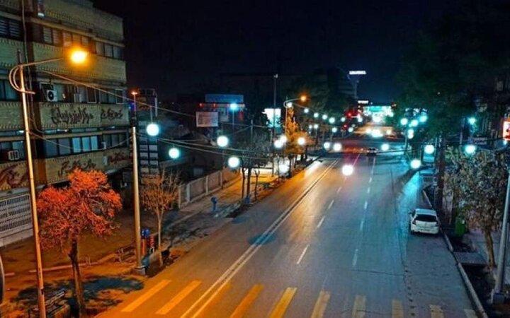 تردد شبانه امشب هم آزاد است / پلیس: نگران پیامک تخلف نباشید