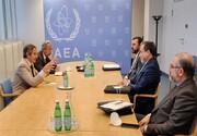 دیدار عراقچی و مدیرکل آژانس بینالمللی انرژی اتمی در وین