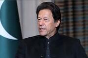پیام تبریک عمران خان به رئیسی