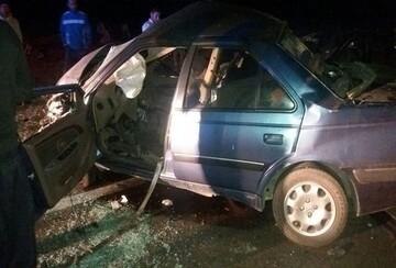 تصادف هولناک در آبادان / ۷ نفر کشته و مصدوم شدند