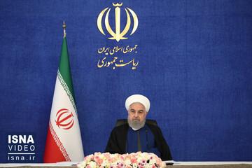 روحانی: منتخب این انتخابات، معلوم است / فیلم