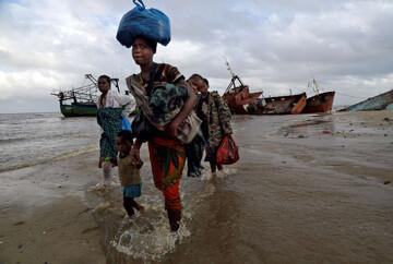 آمار هولناک سازمان ملل درباره شمار آوارگان جهان / تعدادکل بی خانمانها بهبیش از ۸۲ میلیون تن رسید