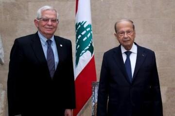 تنها راه خروج لبنان از بحران از زبان جوزپ بورل