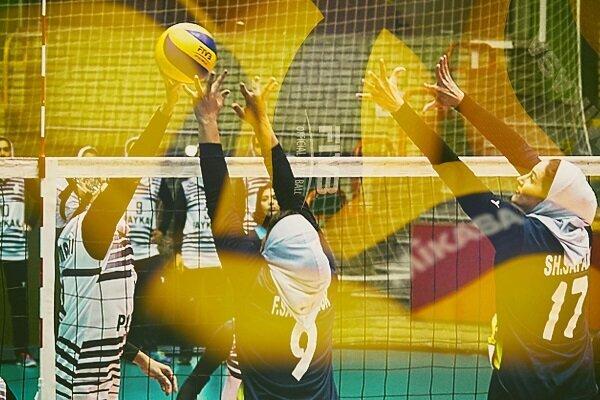 برگزاری اردوی انتخابی تیم ملی والیبال بانوان در قرنطینه