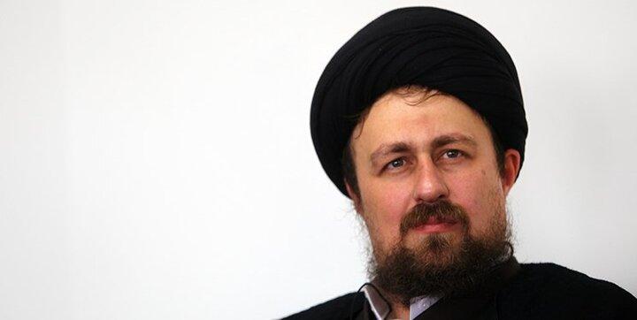 پیام تبریک سید حسن خمینی به حجت الاسلام رئیسی