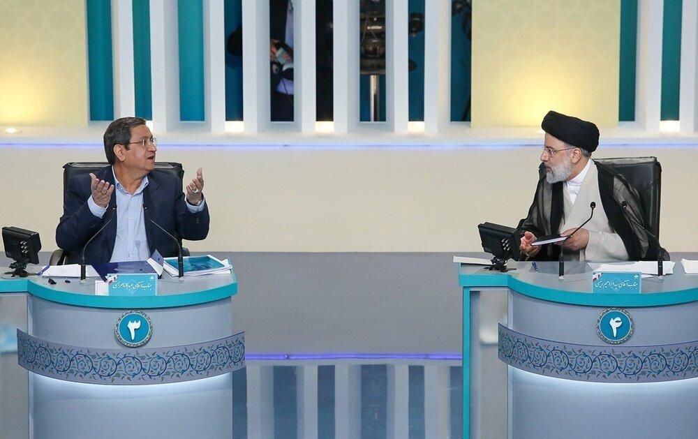 همتی هم به رئیسی تبریک گفت / عکس