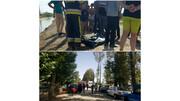 حادثه تلخ در اسلامشهر / جسد جوان ۳۵ ساله پیدا شد + عکس